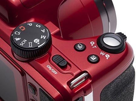 Kodak Pixpro Az422 20mp Digitale Brückenkamera Rot Elektronik