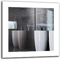 Espejo LED Premium - Dimensiones del Espejo 40x40