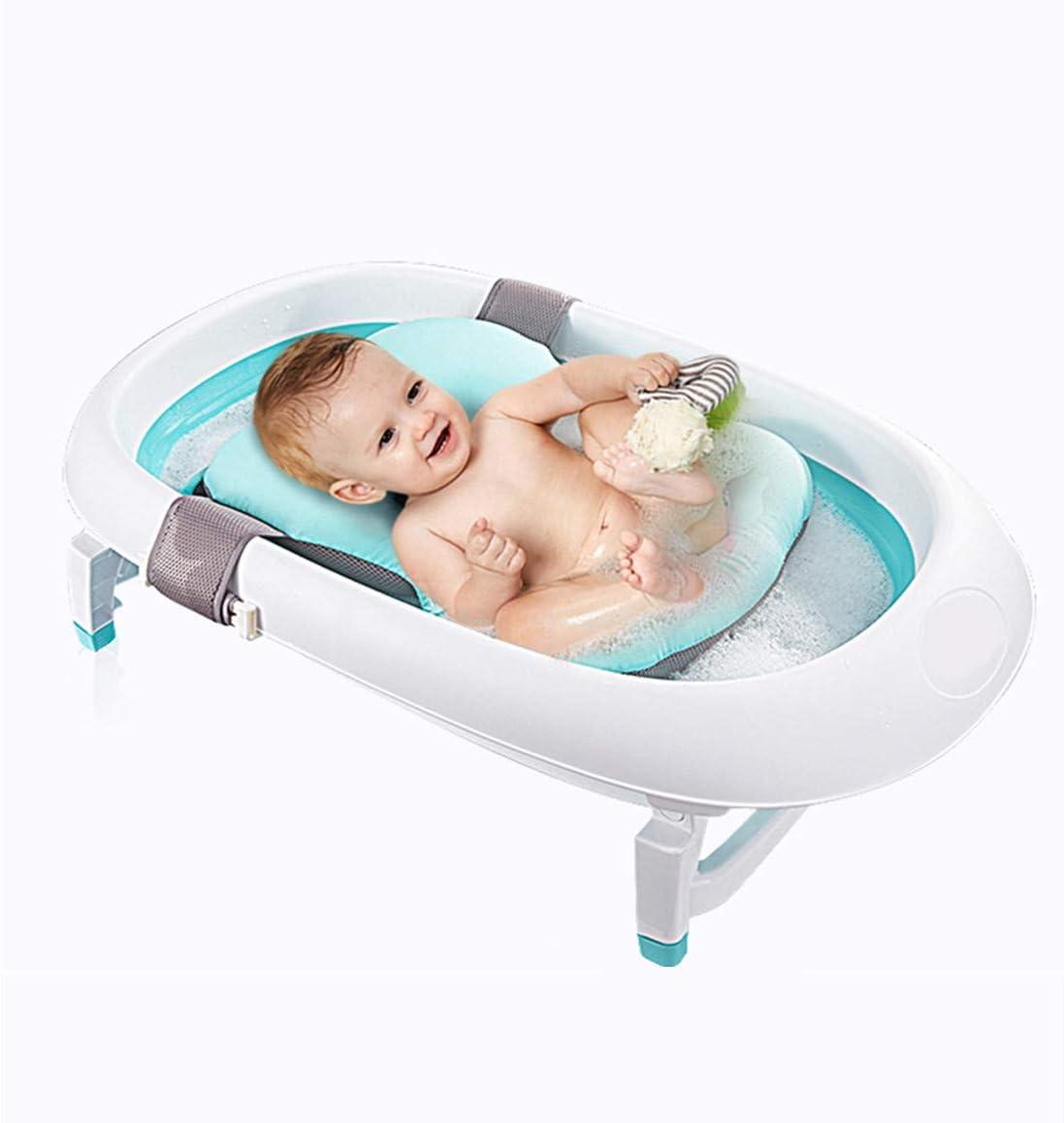 Flottant Coussin De Bain Pour Nourrisson Chaise Longue Nouveau Ne Tapis De Bain Pour Nourrisson Bebe Toilette De Bebe Bebe Puericulture