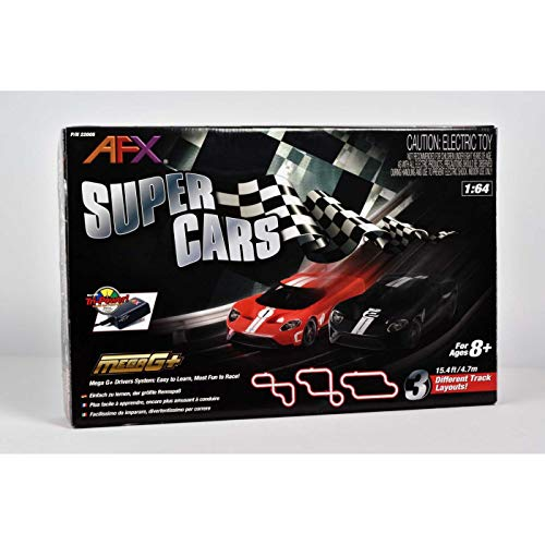 AFX/Racemasters Super Cars Set, AFX22005