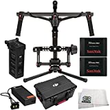 DJI Ronin 3-Axis Brushless Gimbal Stabilizer 6PC Accessory Kit Includes Manufacturer Accessories, 2 SanDisk 240GB Extreme Pro Solid State Drives (SDSSDXPS-240G-G25), Microfiber Cleaning Cloth