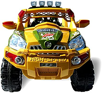 Elektro Kinderauto Jeep 801 mit 2 x 25 Watt Motor Elektro