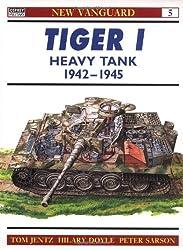 Tiger 1 (Osprey New Vanguard)