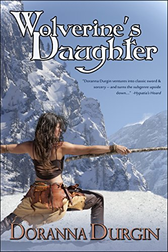 Wolverine's Daughter (The Wolverine's Daughter Book 1) cover