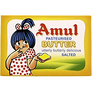 Amul Butter – Pasteurised, 100g