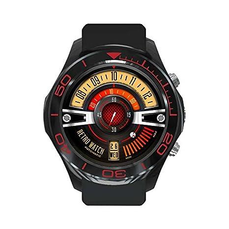 Revwtommy Fitness Tracker Deportes Relojes Smart teléfono Monitor de Dormir,Monitor de Calorías,Podómetro,Monitor Cardio para Llamada Toque HD Pantalla ...