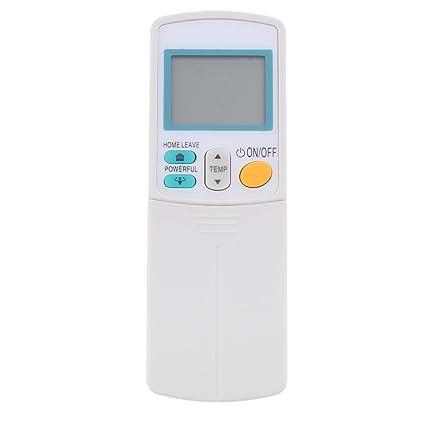 P Prettyia Profesional Mando A Distancia IR Control de Aire Acondicionado para Daikin 433A75 / 433A1