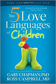 Image result for the 5 love languages of children