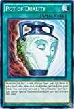 Yu-Gi-Oh! - Pot of Duality (SDHS-EN034) - Structure Deck: HERO Strike - 1st Edition - Common