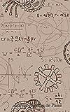 Carnet de Mots de Passe: A5 - 98 Pages - 108 - Steam Punk - Vintage - Equation - Mathematiques