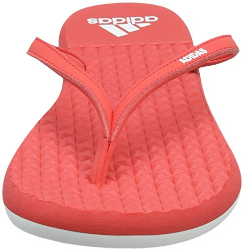 Soft Wht Chaussures W S18 Plage Eezay S18 Piscine Rouge Et Coral real real Femme ftwr De Adidas 5taqw5