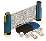 Sportcraft Anywhere Portable Ping Pong Set The Green Head