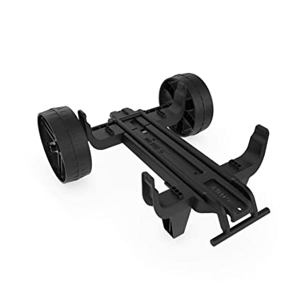 sale retailer 7b646 d3f57 Amazon.com : OtterBox Venture Cooler Wheels, Black : Sports & Outdoors