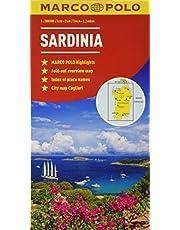 Sardinia Marco Polo Map