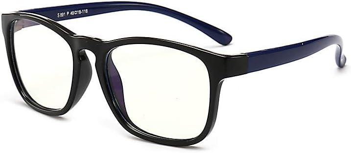 Gafas Anti Radiación- Gafas De Protección Contra Rayos Ultravioletas Para Computadora Gafas De Moda Para (Niños/Chicas)