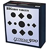 BIGSHOT ARCHERY Big Shot Iron Man Extreme 500 Target, White, 24''
