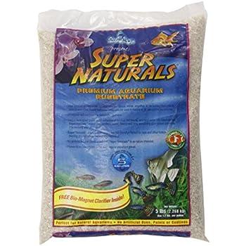 Carib Sea ACS05823 Super Natural Torpedo Beach Sand for Aquarium, 5-Pounds