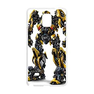 Transformers Samsung Galaxy Note 4 Cell Phone Case White