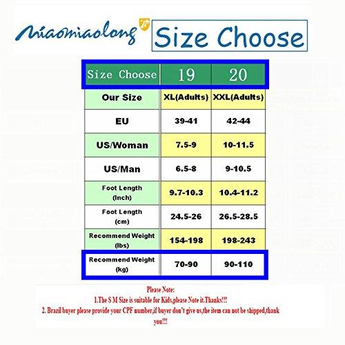e150a242f487fa Amazon.com   Miaomiaolong Unisex Adults Kangaroo Jump Shoes