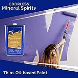 Klean Strip Odorless Mineral Spirits  1 Quart