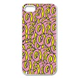 Popular Odd Future Glof Wang ofwgkta colorful cute OF bread design hard plastic case for Iphone 5/5S