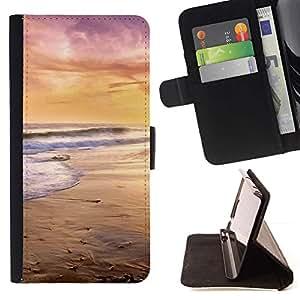 Momo Phone Case / Flip Funda de Cuero Case Cover - Naturaleza Hermosa Forrest Verde 147 - Samsung Galaxy Note 3 III