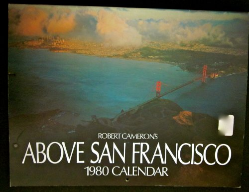on's ABOVE SAN FRANCISCO 1980 Wall Calendar (14