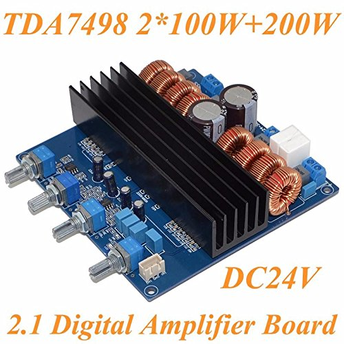 Top 10 best tpa3116 amplifier 2 1: Which is the best one in