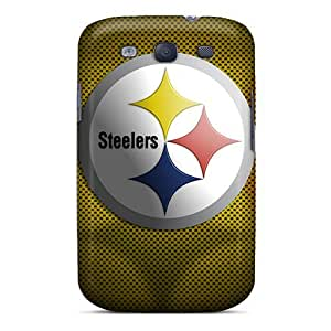 Perfect Steelers Case Cover Skin For Galaxy S3 Phone Case