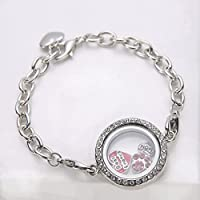 Superhai Round Diamond Jewelry Watches With Box Can Open Your Own DIY Jewelry
