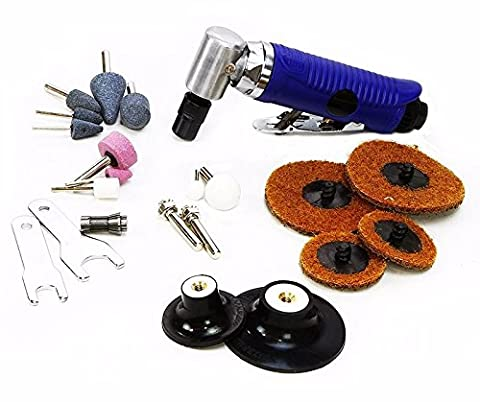 NEW 23pcs Hand Tools Kit Accessory 1/4