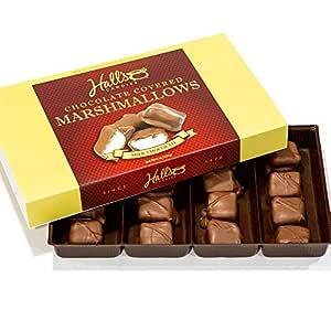 Hall's Chocolate Covered Marshmallows, 8 oz (Milk Chocolate)