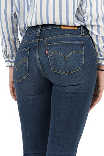 Slim Jeans Levis 712 32 32 Bleu H81OqTw8xP
