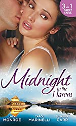 Midnight in the Harem (Mills & Boon M&B): For Duty's Sake / Banished to the Harem / The Tarnished Jewel of Jazaar