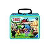 Ravensburger - Thomas & Friends Tin Box Puzzle - Fair Bound 35 Piece Jigsaw Puzzle for Kids – Every Piece is Unique, Pieces Fit Together Perfectly