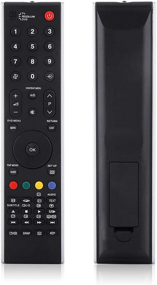 Vbestlife Control Remoto para Toshiba TV Reemplazo Universal del Mando a Distancia para Toshiba Smart TV CT-90327, CT90307, CT90287, CT90273, CT90274.: Amazon.es: Electrónica