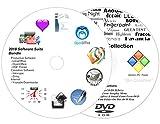 2018 Gimp - Photo Editing Software - (Alternative to Photoshop) for Windows - Bonus 70,000 Font DVD Included!