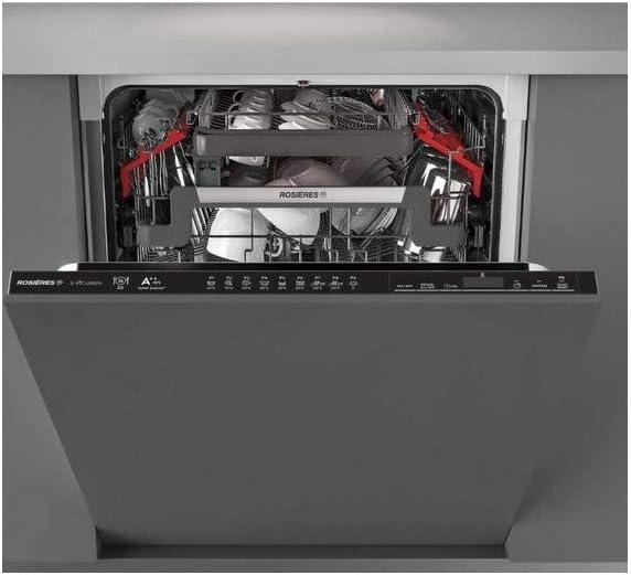 Lavavajillas integrable 60 cm RDIN4S622PS-47: Amazon.es: Grandes ...