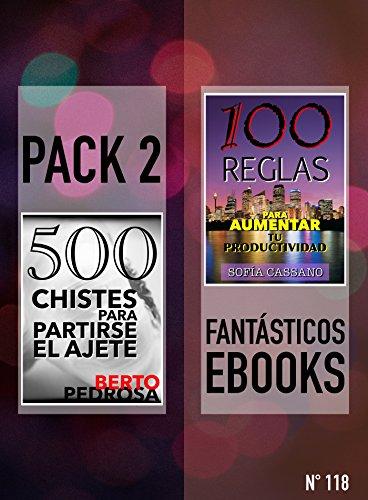 Amazon.com: 500 Chistes para Partirse el Ajete & 100 Reglas ...