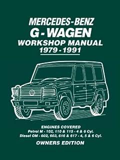 mercedes benz g class wagen owners workshop manual handbook not rh amazon co uk Online Repair Manuals Auto Repair Manuals Online