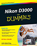 Nikon D3000 For Dummies®