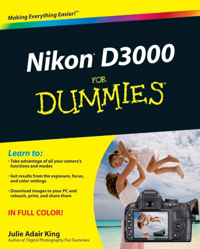 Nikon D3000 For