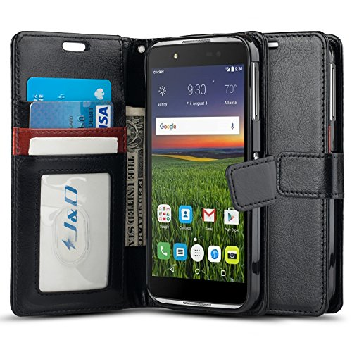 Alcatel Wallet Stand Protective Resistant