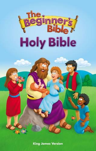 [D.O.W.N.L.O.A.D] KJV, The Beginner's Bible Holy Bible, Hardcover<br />[P.D.F]