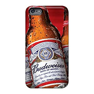 Shock-Absorbing Hard Cell-phone Cases For Apple Iphone 6s (bpq572RZuK) Provide Private Custom Vivid Budweiser Series