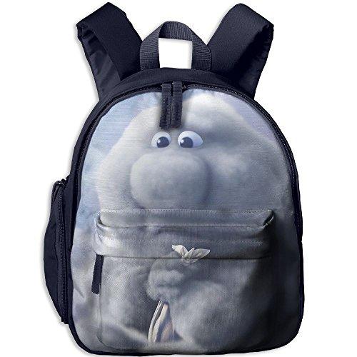 Baby Toddler Child Kid Cloudy Preschool Bag Backpack Satchel Rucksack Handbag Navy