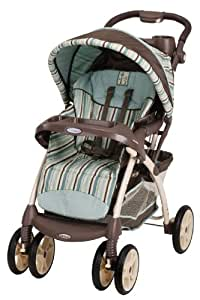 Graco Vie 4 Stroller, Inman Park (Discontinued by Manufacturer)
