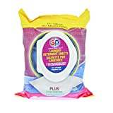 S2O 110ct Laundry Sheet Pouch- Fragrance Free