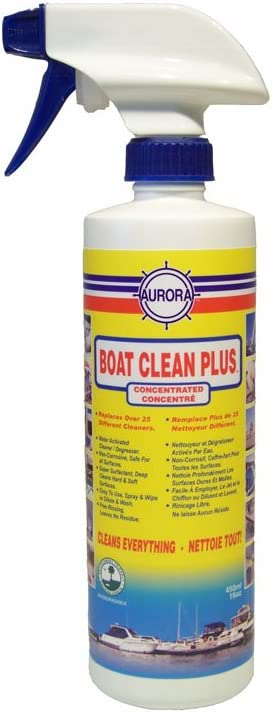 Aurora Boat Clean Plus Concentrated Cleaner