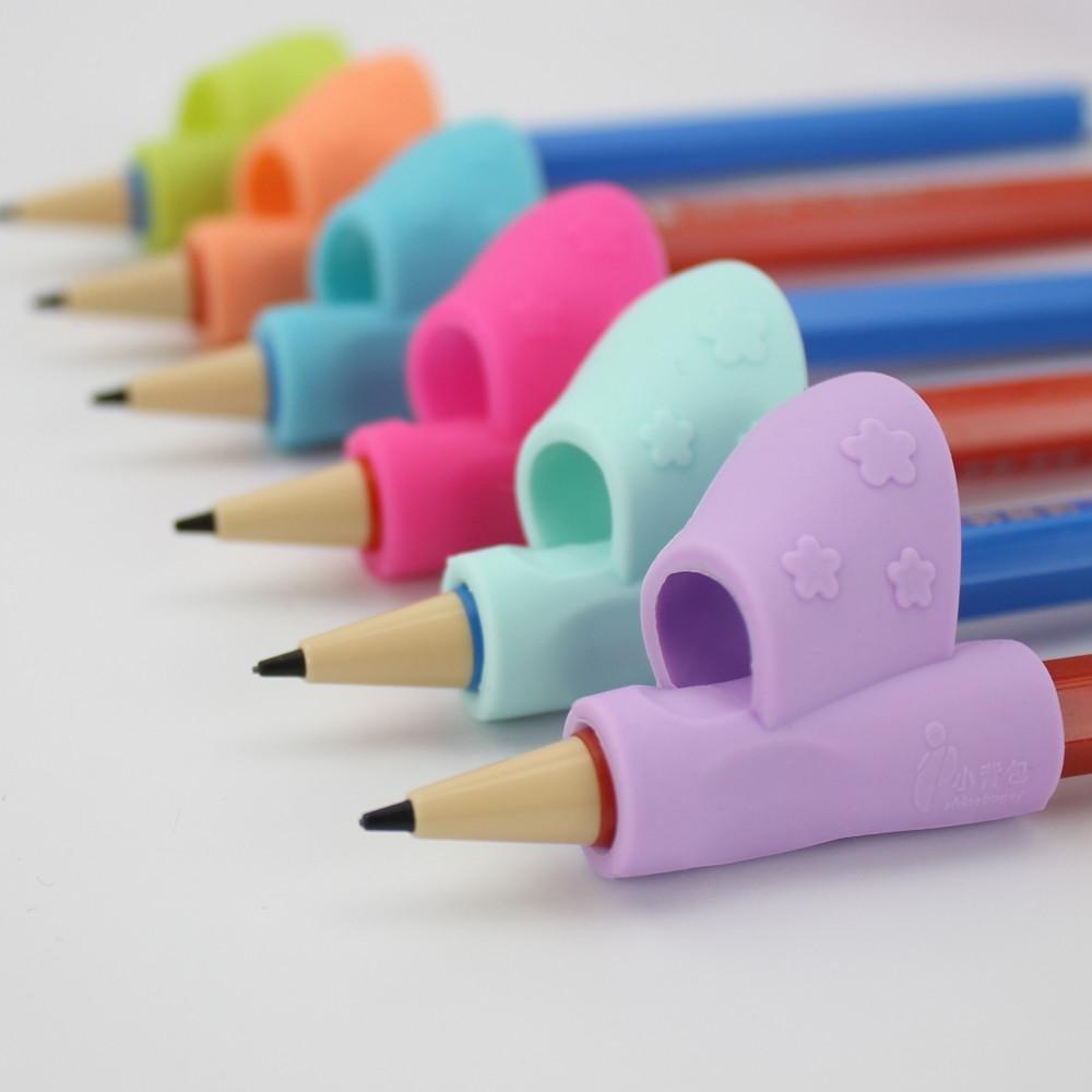 FTXJ 1Set Handwriting Claw Aid Grip Pencils Pen Holder for Kids Kindergarten Students (3PCS A) by FTXJ (Image #6)